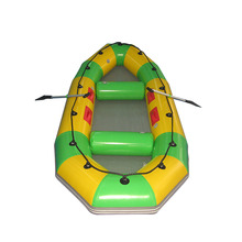 inflatable river raft boat for amusement park equipment