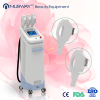 CE approval New design home use portable quantum ipl machine