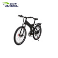 "Folding Electric Bike Mountain 350W 36V Electric Bike 26"" Fat Bike 7 Speeds"
