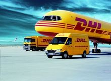 DHL air freight rates to Switzerland