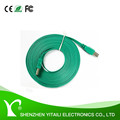 High Quality Flat/Round USB 2.0 Cable AM/BM AM/Micro AM/AF AM/Mini 5Pin