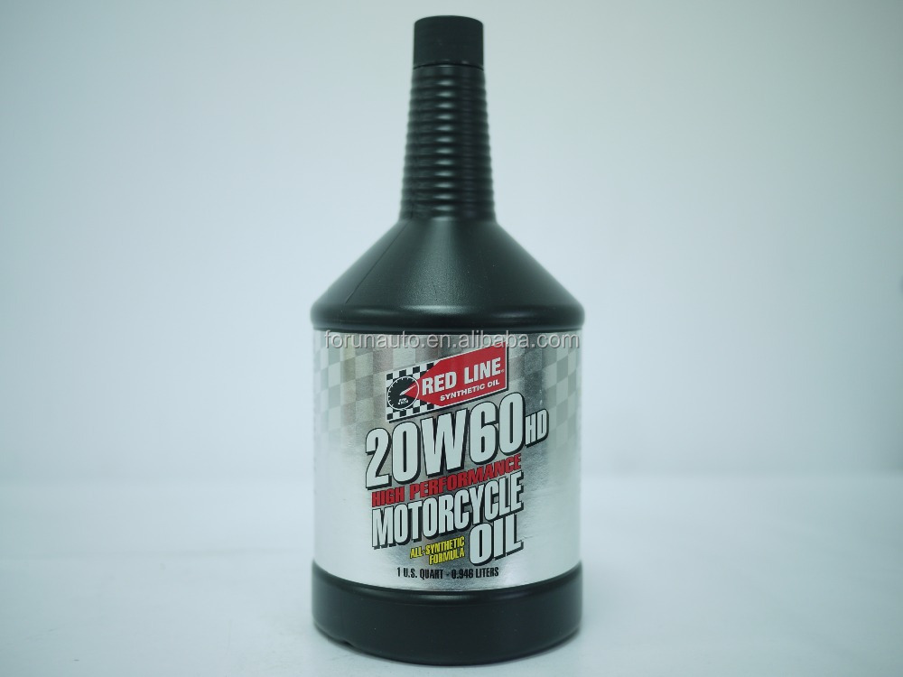 RED LINE 20W60HD HIGH PERFORMANCE 946ml motor engine oil