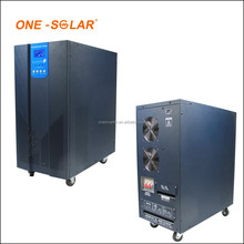 Hybrid Solar Power Inverter 5KW 7KVA 48V DC to 110V 220V AC 5000W 7000VA off Grid Tie Combined With AC Charger