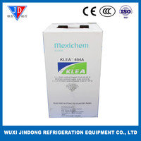 High grade Mixed refrigerant gas R404A, Air conditioner use air refrigerant R404A
