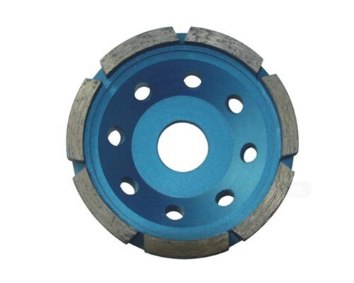 China supplier cup shape polishing cutting diamond grinding wheel for glass