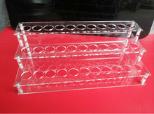 Clear Acrylic Lip Balm Display