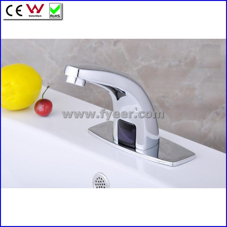 Fyeer Water Saving Infrared Automatic Sensor Faucet Cold Only ...