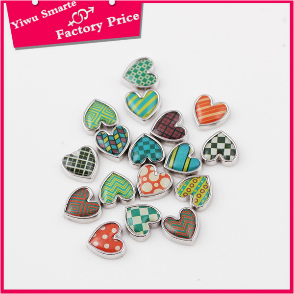 Factory price heart <strong>charms</strong> bulk wholesale free sample enamel metal locket <strong>charms</strong>