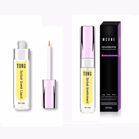 Organic OEM Lash Eyelash Enhancer Serum Eyelash Growth Serum Eyelah Nourishing Growth With Advanced Formula English Package