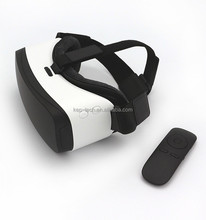 2016 hd 3D VR glasses with screen and large storage/ camera virtual display 3D glasses