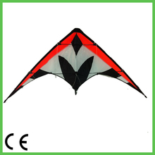 power kite 4 line/promotional power kite /dual line stunt kite