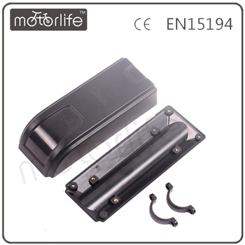 E-Bike controller box for 9mosfets controller
