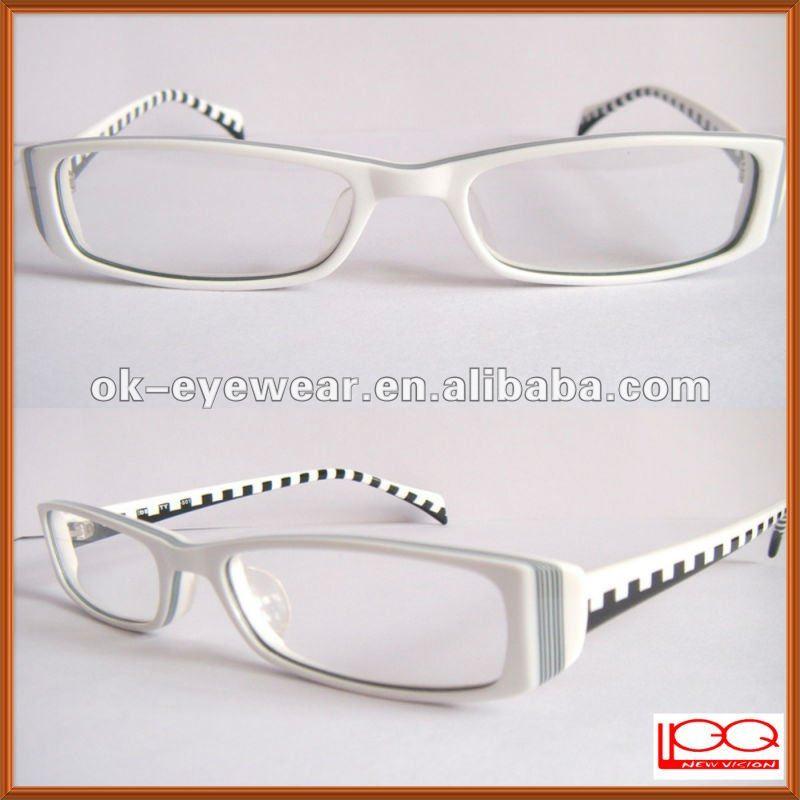 phantasie wei e farbe acetat brillengestelle brillengestell produkt id 542925622. Black Bedroom Furniture Sets. Home Design Ideas