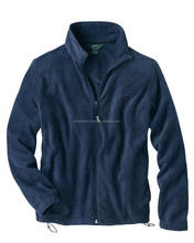 Wind stopper polar fleece jacket