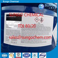 TDI 80/20 Toluene Diisocyanate Foam Chemicals