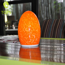 Rechargeable led egg shape lamp classic outdoor garden lighting