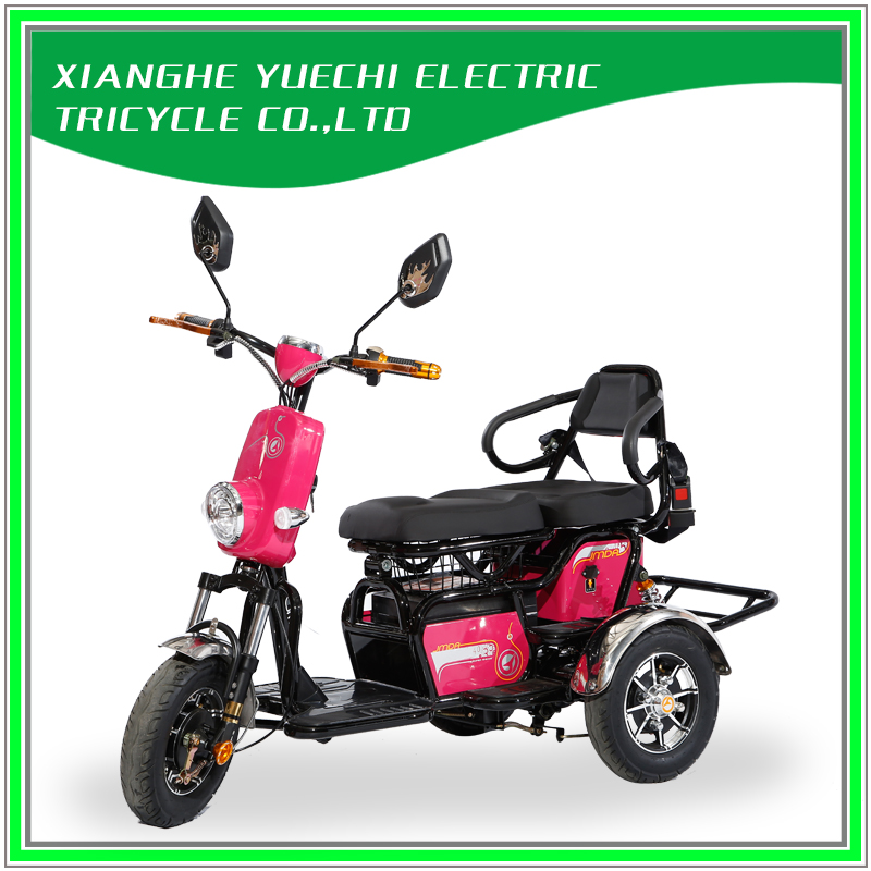 Adult Hot Selling Three Wheel Electric Tricycle