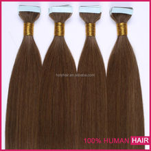 Top Quality No Shedding No Tangle No Dry Super Tape Remy Human Hair indian remy hair,virgin indian remy tape hair extension