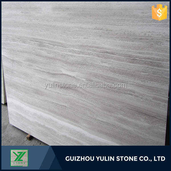Hot sales Serpeggiante natural wooden marble wooden white wooden grey