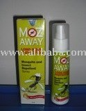 MOZ AWAY mosquito repellent spray (100% natural)