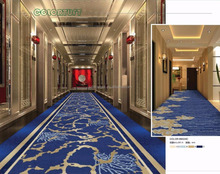 Factory Wholesale tufted commerical loop pile pp used hotel casino carpet