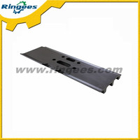 trustworthy china supplier track shoe apply to Daewoo Doosan DH220-2 excavator, track plate/pad for Daewoo