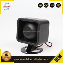 High SPL Car Alarm Police Speaker