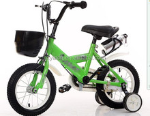 children bmx bicycle with side wheels