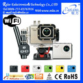 Underwater 50M waterproof full hd 1080P 5MP remote control wifi sport wireless camera