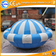 Inflatable Floating Water Spinner Inflatable Water Rocking Saturn for Lakes Pools or Sea