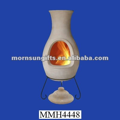 Wholesale terracotta chiminea stands