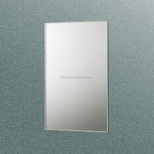 With Frame Mirror Door Recessed Wall Hung Steel with White Powder Coating Cheap Bathroom Metal Cabinet