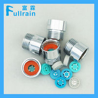 Water Saving Shower Water Flow Reducer Regulator Adapter - 50% Constant Flow Consumption Reduction