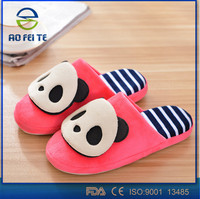 china supplier Winter Slippers Anti-slip Shoes Unisex Indoor House Soft Warm Couple Shoes