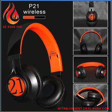 Latest 5g mobile phone factory directly supplying outdoor sports wireless headphone with 3.5mm jack wholesale