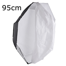 "38"" 95cm Photography Softbox 95cm Octagon Soft Bowens For godox DE400 DP600 AD600B"