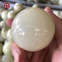 Hot Selling Natural Green Onyx Small beads ball wholesale