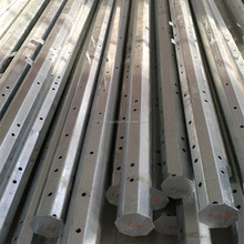 Galvanized Steel Electric Pole