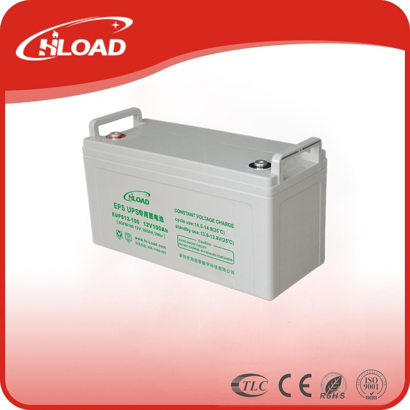 lead-acid battery storage battery 12v 100ah battery charger