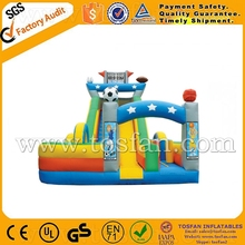 Giant inflatable combo obstacle inflatable obstacle course A5026