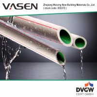 VASEN Plastic Building Materials CE Certification Pp Pph Ppb Ppr Pprc Pipe Fitting Plastic Fitting Mould
