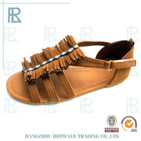 2015 New Arrive Handmade Comfortable Sandal King
