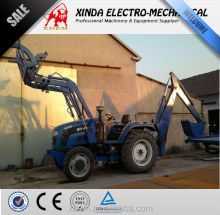 XDEM TZ-4 Mini Tractor Backhoe Loader for sale