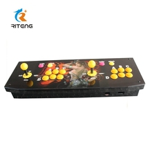 2 Players PC mental Arcade Joystick Control panel arcade game console