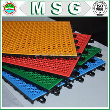 New arrival plastic flooring for basketball court With ISO9001 Certificate