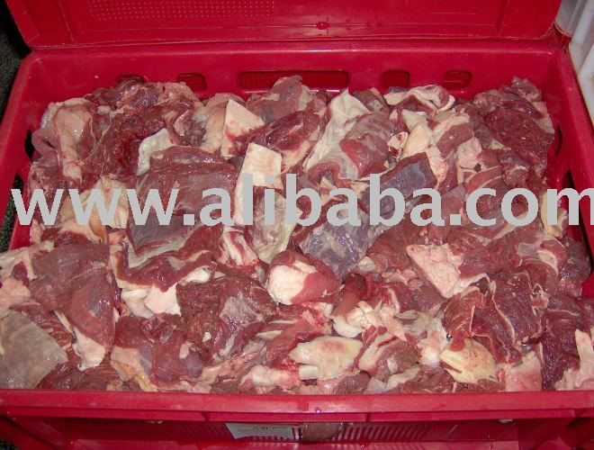 Frozen Beef trimming 80/20 for China Mainland & Russia