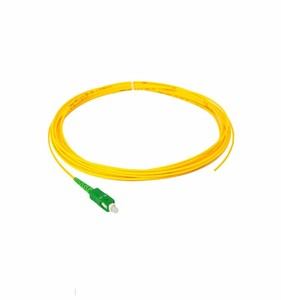 Fiber Optic Equipment Manufacturer G652D,LSZH,SC/APC Fiber Optic Pigtails
