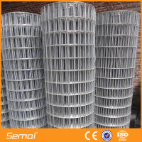 2015 Hot Sale! 304 316 3/4 Inch Stainless Steel Welded Wire Mesh,best price welded wire mesh roll