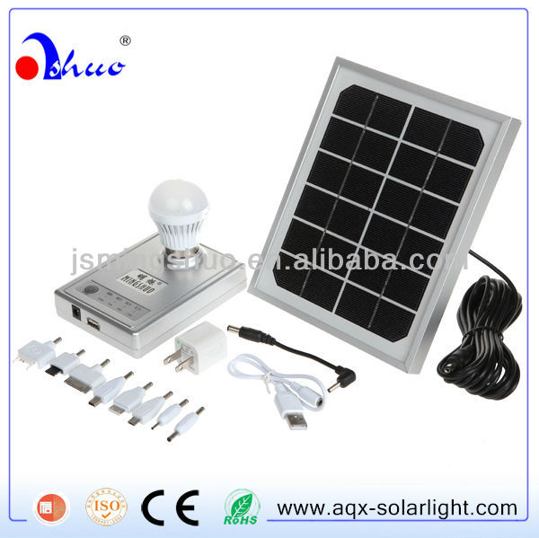 New Solar Phone Charger With LED lamp