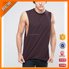 Tank Top Bodybuilding Men White Gym